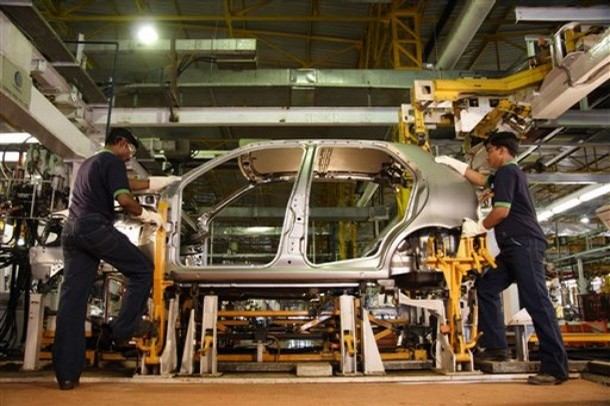 automobile industry in china and india